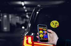 Automotive Emoticon Displays
