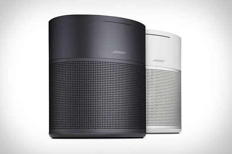 Screen-Free Smart Speakers