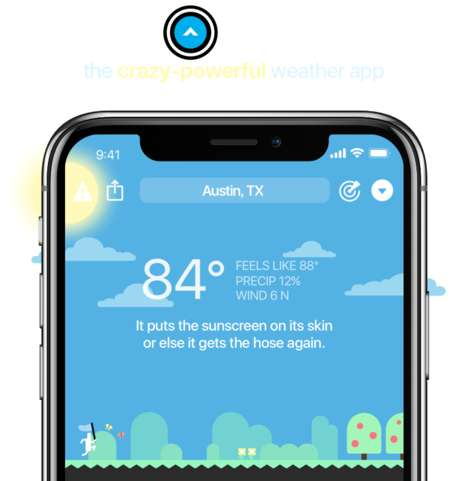 Live Weather Notification Apps