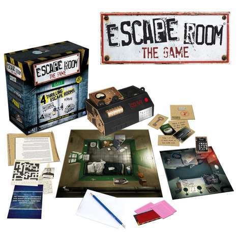 At-Home Escape Room Games
