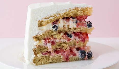 Patriotic Layer Cakes