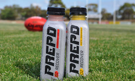 Hydration-Enhancing Sports Drinks