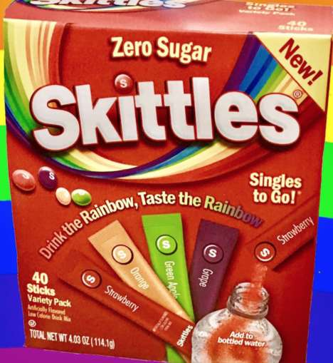 Candy-Flavored Drink Mixes