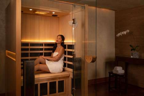 Infrared Halotherapy Saunas