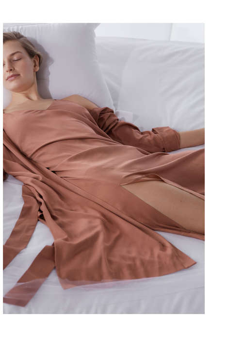 Ion-Releasing Sleepwear