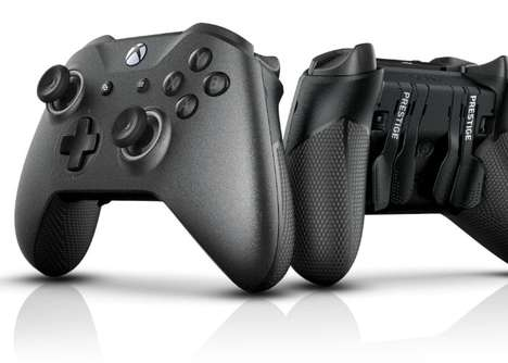 Modular Customization Game Controllers - The SCUF Prestige Controller Can be Remapped by Players