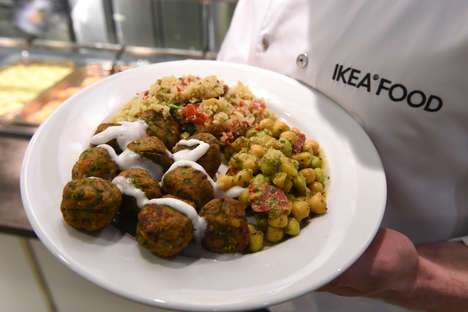 Sustainability Focused Meatless Meatballs