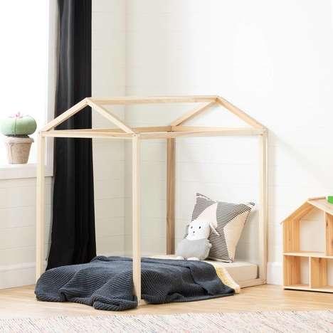Scandinavian Crib Bed Houses