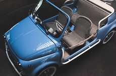 Minimalist Norwegian Eco Cars : Fresco Reverie