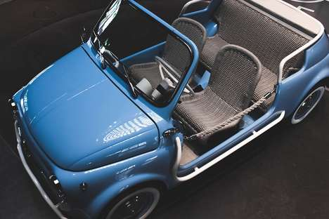 Custom Vintage Electric Cars