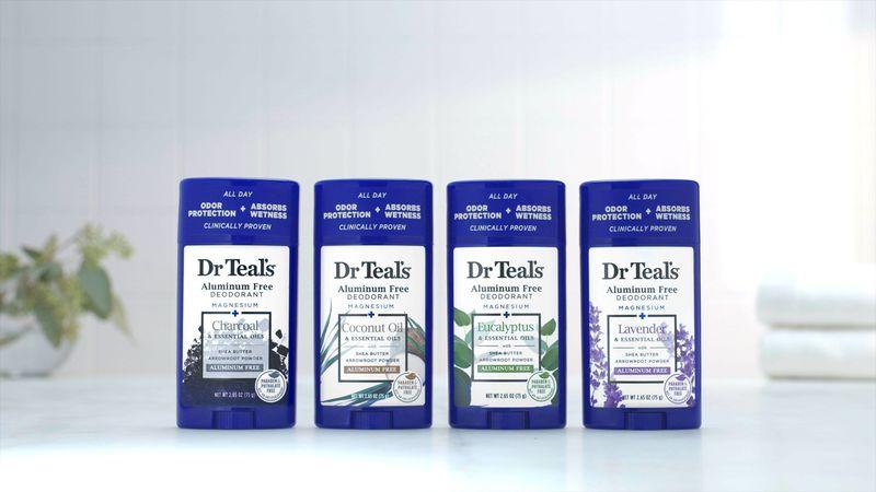 10 Non-Toxic Deodorants