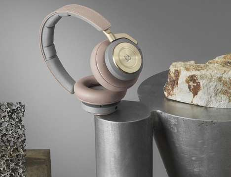 Stylish Voice Assistant Headphones - The Bang & Olufsen Beoplay H9 Connects to Google Assistant
