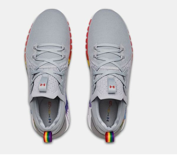 Inclusive Pride Sneakers : Pride 2019