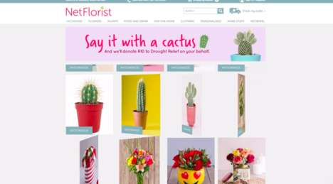 Cactus-Sharing Campaigns