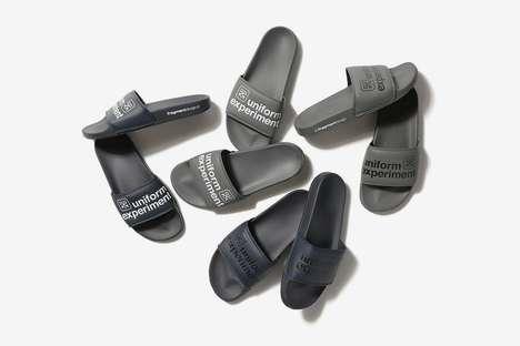 Co-Branded Summer Sandals