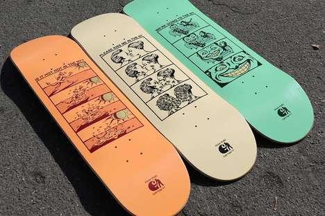 Northern Australia-Themed Skate Apparel