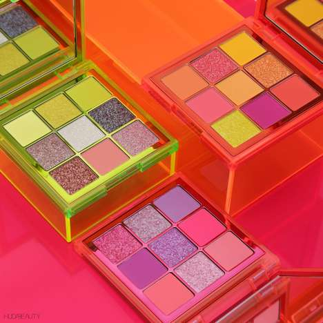 Multipurpose Neon Cosmetics