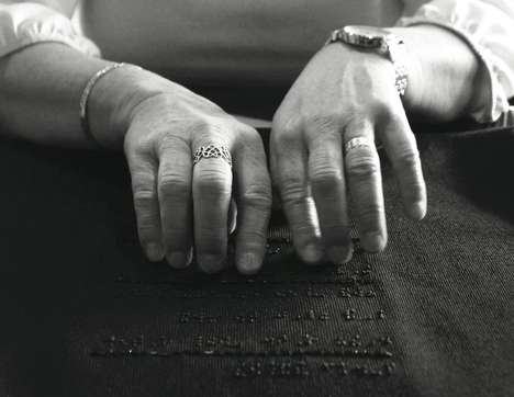 Braille-Incorporating Fashion Brands