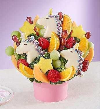 Edible Unicorn Bouquets