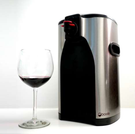 Classy Automatic Wine Dispensers