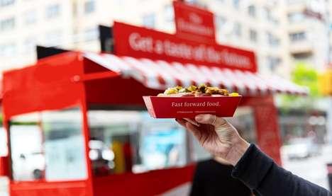 Alternative Hot Dog Carts
