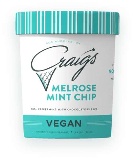 Premium Vegan Ice Creams