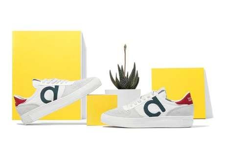 Vegan Ocean Plastic Footwear