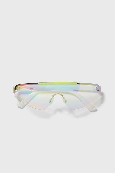 Affordable Mirrored Eyewear