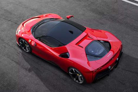 Hybrid Luxury Sports Cars