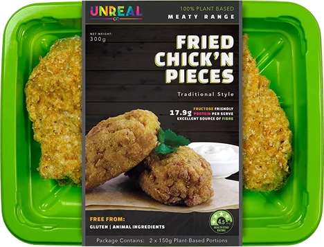 Plant-Based Fried Chicken Meals