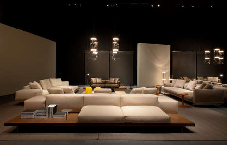 Comfortably Modular Seating Systems