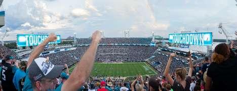 Data-Empowered Stadiums