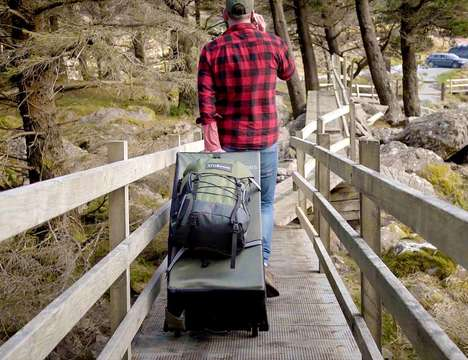 Protective Outdoor Adventure Luggage