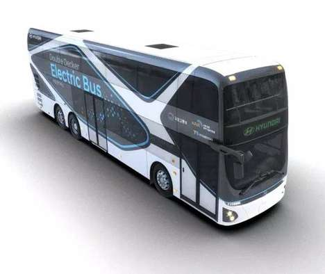 Fully Electric Eco Buses