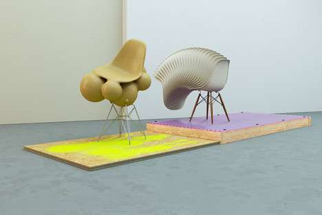 Extravagantly Experimental Chairs