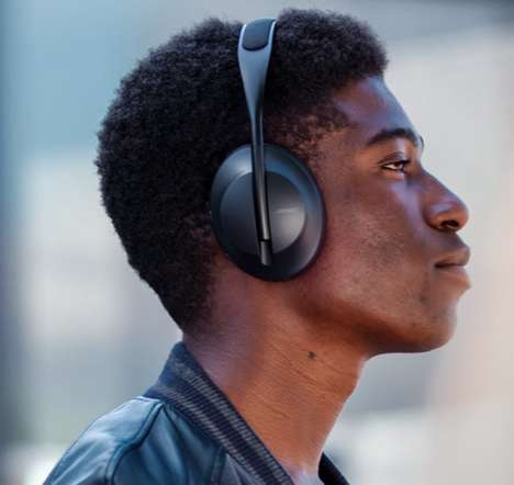 Luxury Augmented Headphones