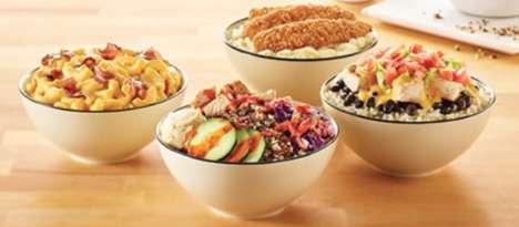 Mediterranean-Style Quinoa Bowls