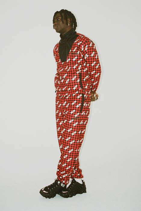British-Inspired Patterned Apparel