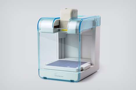 Pocket-Sized 3D Printers