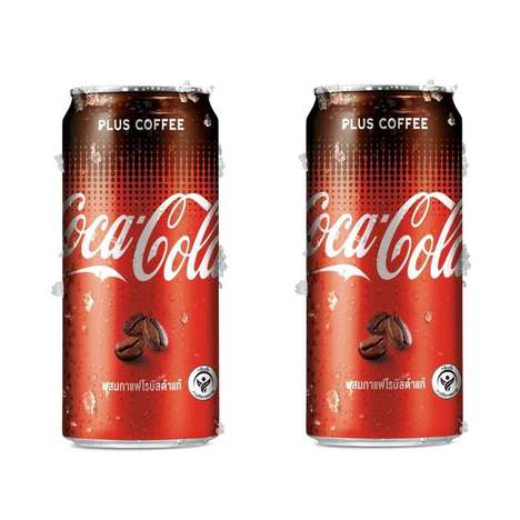 Coffee-Infused Colas