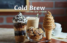 Cold Brew Ice Cream