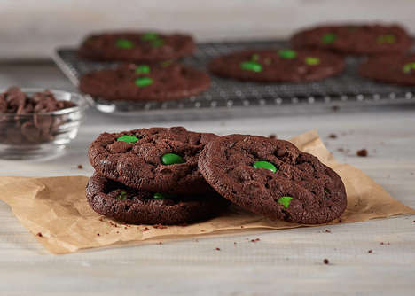 Chocolatey Sci-Fi Cookies