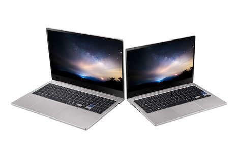 Functionality-Focused Laptop Designs