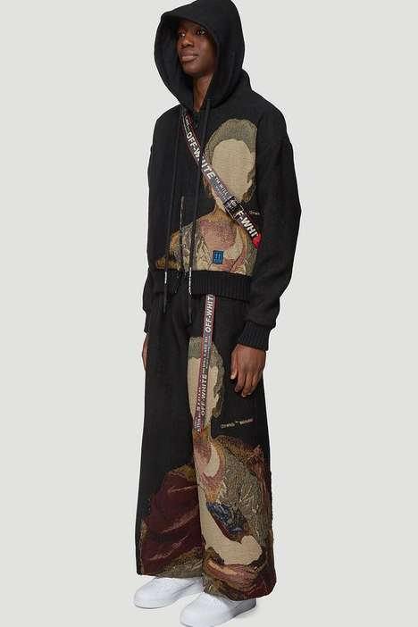 Intricate Luxe Tapestry Sweatsuits