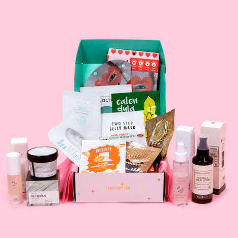 K-Beauty Spa Subscription Boxes