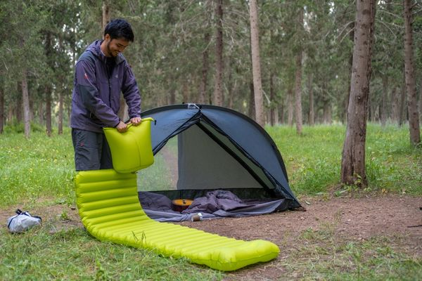 All-in-One Modular Camping Tents : RhinoWolf 2 0