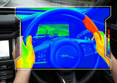Temperature-Changing Steering Wheels