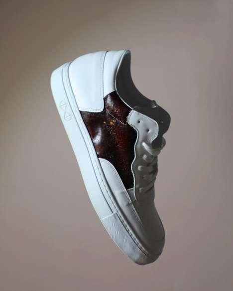 Repurposed Meat Sneakers