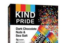 Pride-Celebrating Snack Bars