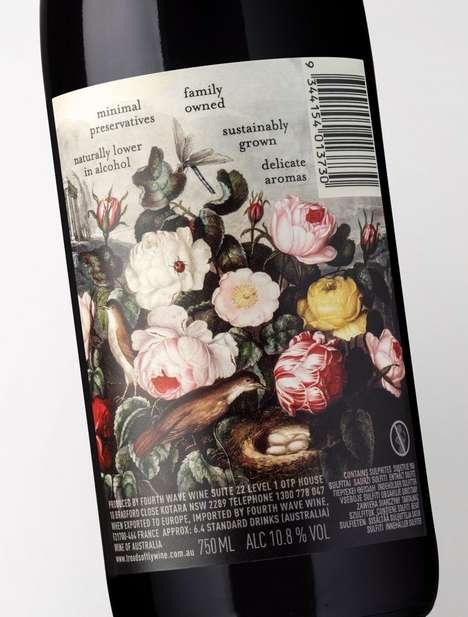 Eco-Friendly Light Wines